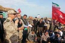 روحیه ایثار رمز موفقیت رزمندگان در عملیات فتح المبین بود