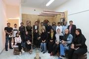 مراسم صبح غزل در خورموج بوشهر برگزار شد