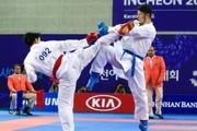 چهار کاراته کا کرمانشاهی در مسابقات آسیایی شرکت می کنند