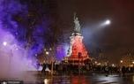 مجوز شلیک آزاد برای پلیس فرانسه به معترضان