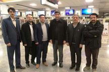 دیدار مدیرعامل ایرنا با مدیر و خبرنگاران مرکز کرمانشاه
