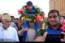 اعزام کشتی گیرنوجوان سیستان وبلوچستان به رقابت های بین المللی جمهوری آذربایجان