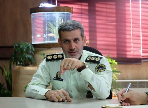 دستگیری ۲ هکر در استان مرکزی با پنج هزار و ۵۰۰ سرقت اطلاعاتی در سطح کشور