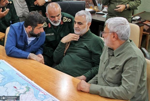 چرا حشدالشعبی به خوزستان آمد؟/ توضیحات استاندار