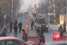 حمله انتحاری داعش به سازمان اطلاعات افغانستان+ تصاویر