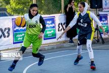 دختر بسکتبالیست سمنانی در اردوی تیم ملی حضور یافت
