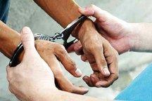 ضارب طلبه همدانی دستگیر شد