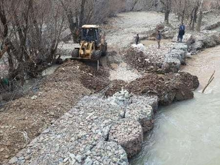 آزادسازی بیش از ۳۰۰۰ کیلومتر از متصرفات حاشیه رودخانه و مسیلهای آذربایجان غربی