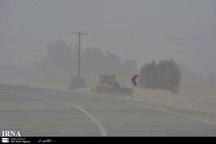 وزش باد شدید در سیستان آغاز شد
