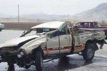 واژگونی تویوتا لندکروز در بانه یک کشته بر جا گذاشت