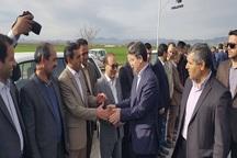 استاندار آذربایجان غربی وارد میاندوآب شد
