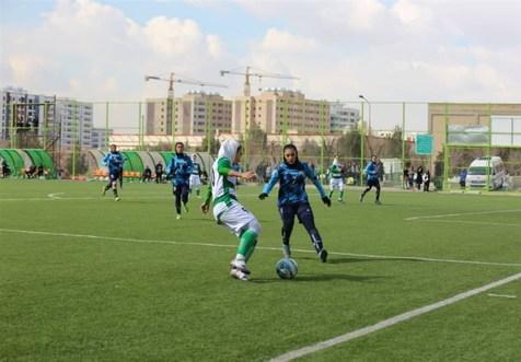 شکست تیم ملی فوتبال بانوان ایران مقابل میزبان