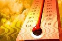 ماهنشان دمای 43 درجه را ثبت کرد