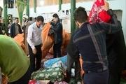 کمک های مردم مشگین شهر به سیل زدگان کشور ارسال شد