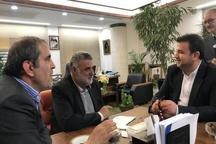 حسین زادگان برای رونق کشاورزی مازندران با وزیر رایزنی کرد