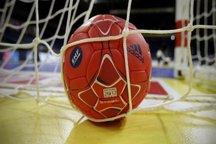 بانوان ملایری در هندبال لیگ دسته یک کشور چهارم شدند