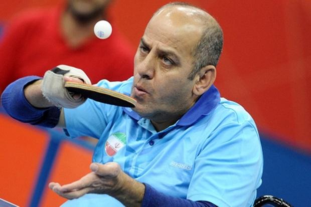تنیسور آذربایجان غربی نخستین گام پاراآسیایی را با پیروزی برداشت