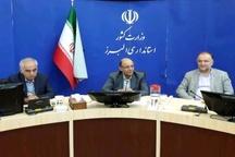 چهارمین جلسه شورای هماهنگی ترافیک استان البرز برگزار شد