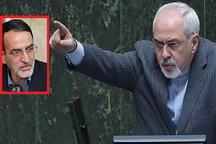 کریمیقدوسی اظهارات محرمانه منتسب به ظریف را منتشر کرد