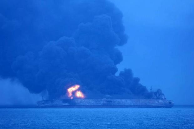 درخواست همکاری ارتش ایران از ارتشهای چین و ژاپن برای نجات ملوانان نفتکش