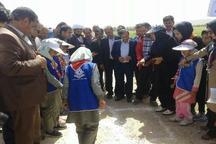 برگزاری جشنواره بازی های بومی شهرستان های شرق فارس در زرین دشت