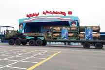 معرفی سامانههای موشکی رونمایی شده در رژه امروز ارتش
