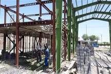 ساخت 2 ایستگاه آتش نشانی جدید در اردبیل