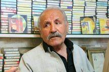 تجلیل از چندین دهه تلاش استاد «عزیز شاهرخ» هنرمند نامی مهابادی