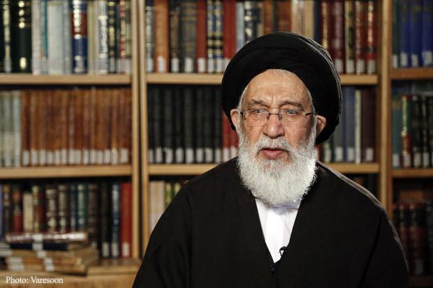 آیت الله سیدجعفر سیدان: حریّت از ویژگی های بارز مرحوم دکتر احمد احمدی بود
