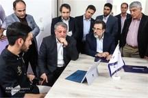 محسن هاشمی: امکانات موجود دانشگاه را برای فعالیت بیشتر شرکتهای دانشبنیان آمادهسازی میکنیم/ واشقانیفراهانی: صندوق پژوهش و فناوری دانشگاه آزاد اسلامی راهاندازی میشود
