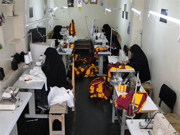 آموزش های مهارتی به بانوان حاشیه نشین سیستان و بلوچستان افزایش یافت