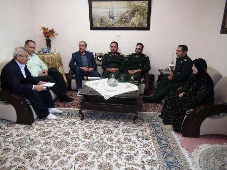 فرماندار روانسر: شهدا سندهای افتخار و اقتدار انقلاب اسلامی هستند
