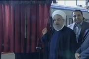 افتتاح بخش جنوبی خط 6 متروی تهران توسط رییس جمهور