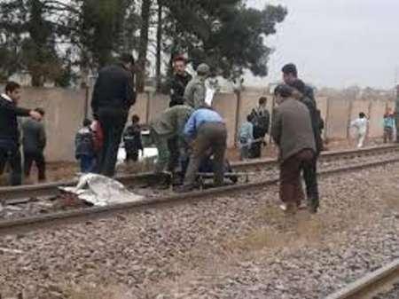 برخورد قطار با چوپان ناشنوا در شرق مازندران