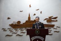 الحاق ناو موشکانداز در دریای خزر به نیروی دریایی ارتش
