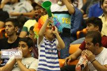 آذربایجانغربی ظرفیت بالایی برای میزبانی مسابقات بینالمللی دارد