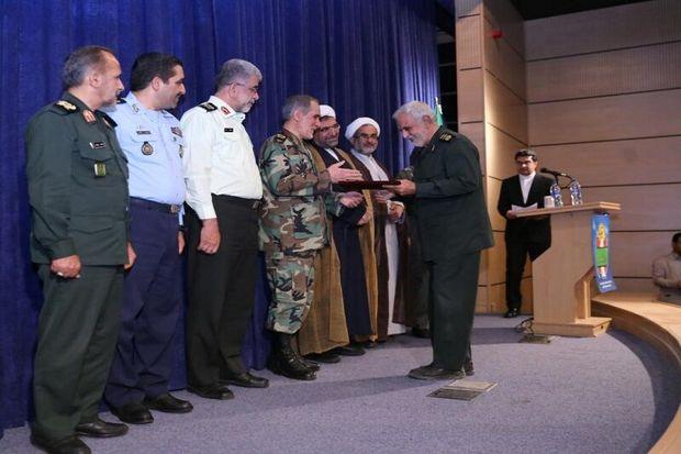 معرفی مدیرکل جدید حفظ آثار و نشر ارزشهای دفاع مقدس فارس
