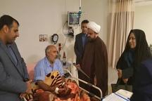 شمار تخت های بیمارستان سلمان فارسی بوشهر افزایش می یابد