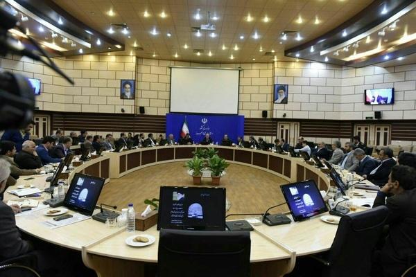 نخستین جلسه راهبردی حمایت از کالای ایرانی کشور در البرز برگزار شد