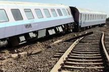حادثه در قطار مسافربری خرمشهر -تهران خروج قطار از ریل و وحشت مسافران