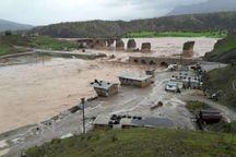 مرمت پل تاریخی کشکان آغاز شد