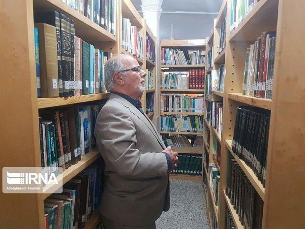 ۱۶۶۴ نفر امسال عضو کتابخانههای کامیاران شدند