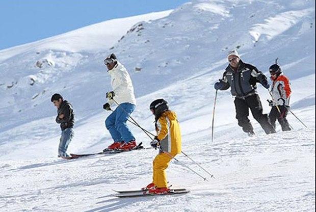 اردوی تیم ملی اسکی در پیست بین المللی دیزین کرج  لغو شد