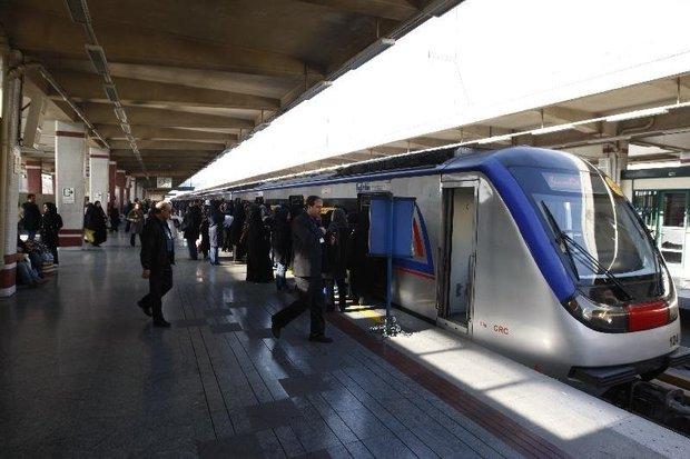2خط مترو پایتخت به بهره برداری می رسد