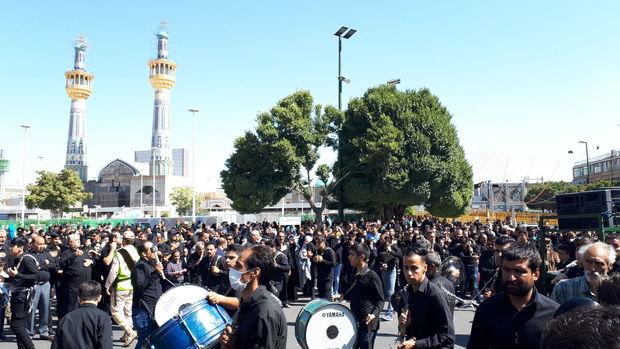 فرماندار: نظم هیات های مذهبی در مشهد شایسته قدردانی است