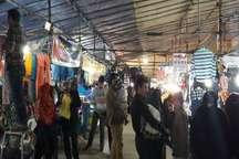 فعالیت بیش از 180 غرفه در نمایشگاه های بهاره دماوند و رودهن
