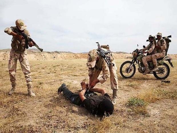 دستگیری متجاوزان مرزی در خراسان رضوی افزایش یافت