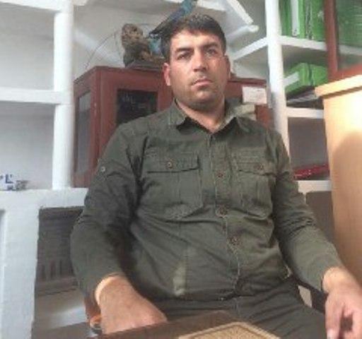 دستگیری شکارچی متخلف در جغتای