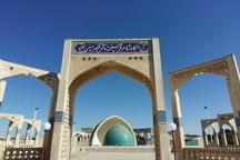 آرامگاه قیصر امین پور ، ظرفیتی گردشگری در گتوند