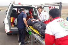 هلال احمر اردبیل به 35 فقره حادثه امدادرسانی کرد